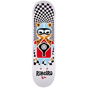 Primitive Pendleton Zoo Skateboard Deck - Riberio 7.8