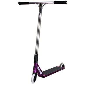Phoenix Custom Scooter - Purple/Chrome