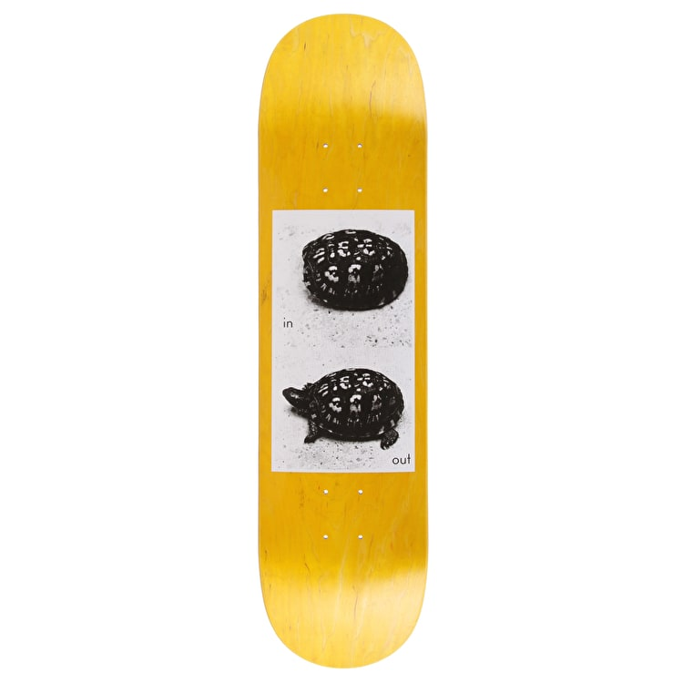 Isle Special Series In/Out Skateboard Deck - Team 8""
