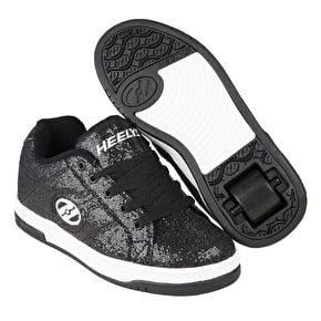 Heelys Split - Black Disco Glitter