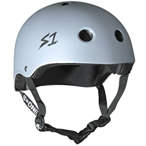B-Stock S1 Lifer Multi Impact Helmet - Grey Matte MED 49.5cm (Box Damage)