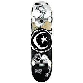 Foundation Star & Moon Boiling Water Complete Skateboard - 8