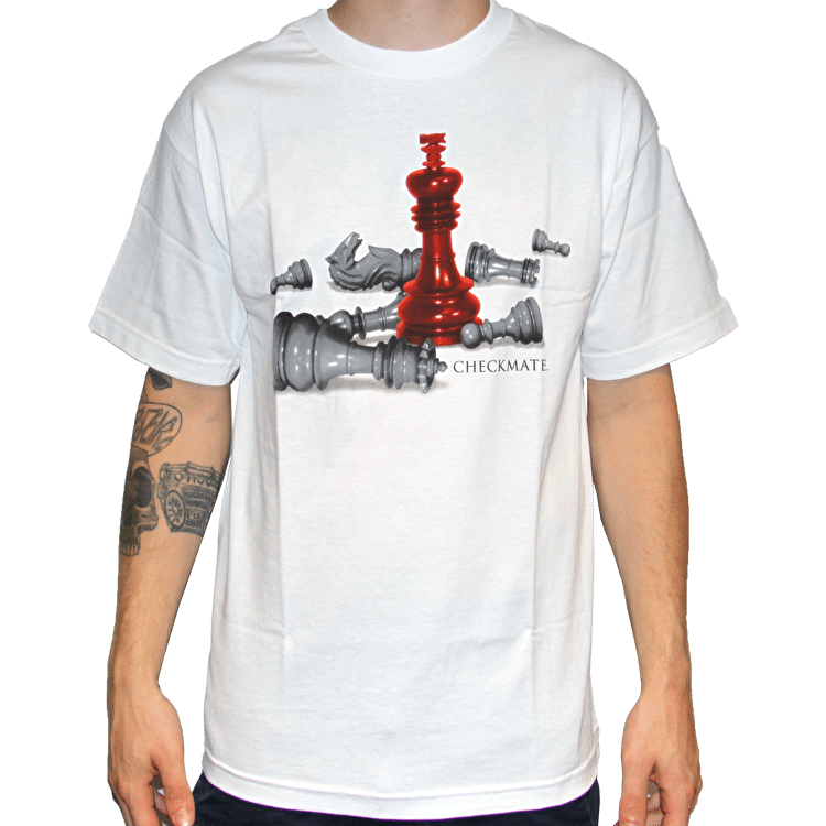 DGK Checkmate T-Shirt - White