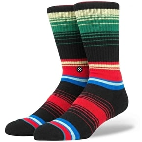 Stance Poniente Socks - Red
