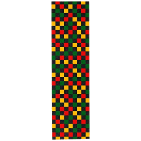 Enuff Rasta Skateboard Grip Tape