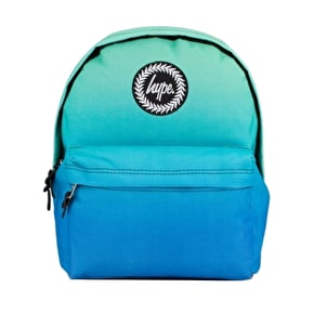 Hype Gradient Backpack- Green