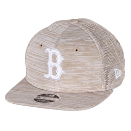 New Era Engineered Fit 9Fifty - Red Sox Cap - Stone/Optic White