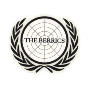The Berrics Unlogo 2 Sticker