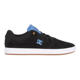 DC Crisis Skate Shoes - Black/Black/Blue