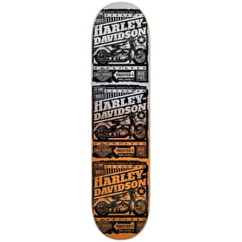 Darkstar Ride Free Skateboard Deck 7.875