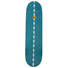 Girl 93 Til Skateboard Deck - Malto 8.25