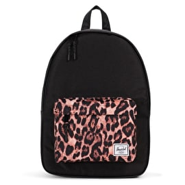 Herschel Classic Mid-Volume Backpack - Black/Desert Cheetah
