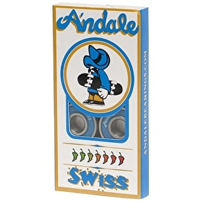 Andale Skateboard Bearings - Swiss (Pack of 8)