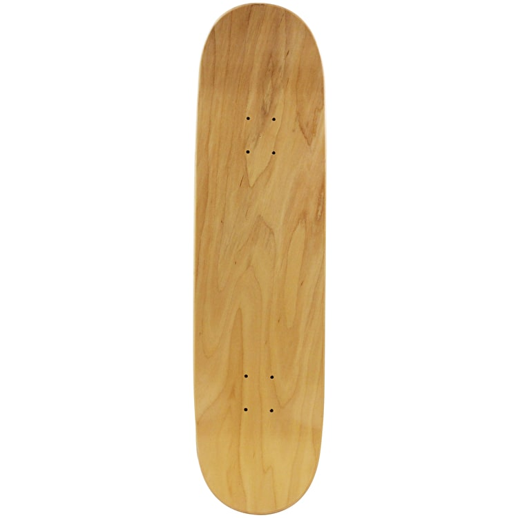 """Fracture Brolly Skateboard Deck - Yellow 8.25"""""""