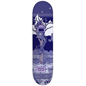 Chocolate Tree House Skateboard Deck - Tershy 8.375