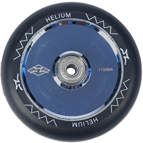 AO Helium 110mm Scooter Wheel - Chrome