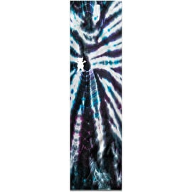 Grizzly Nice Trip Skateboard Grip Tape - Tie Dye
