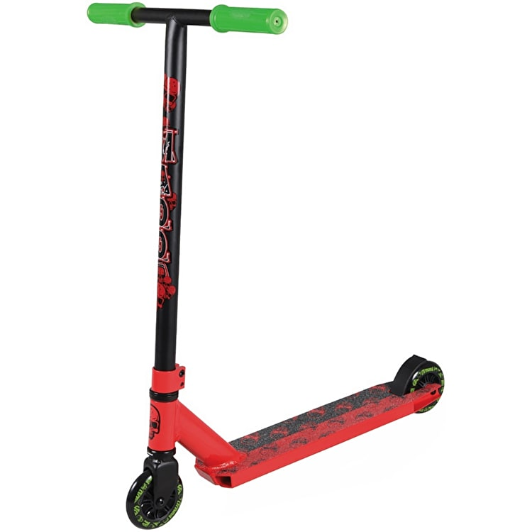 Madd Kick Pro II Complete Scooter - Red
