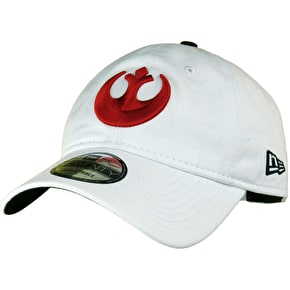 New Era Star Wars Storm Trooper 9Twenty Cap - White