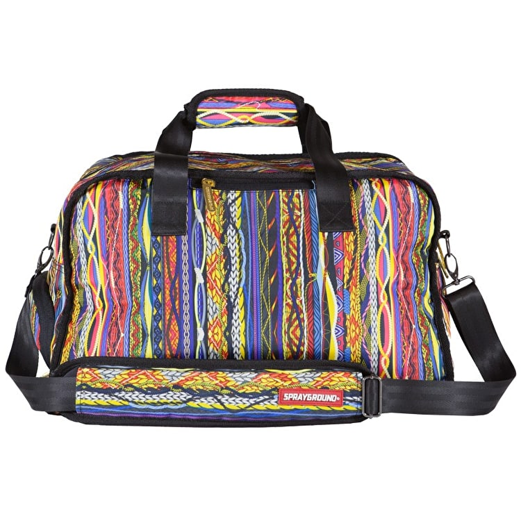 Sprayground The Livest One Duffle Bag