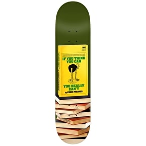 Anti Hero Overdue Skateboard Deck - Pfanner 8.5