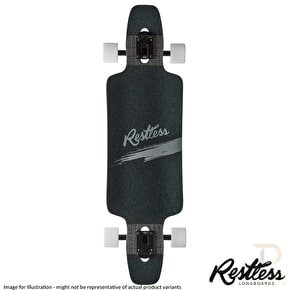 Restless Longboard - Splinter Series Crest 35