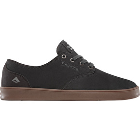 Emerica The Romero Skate Shoes - Grey/Gum