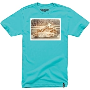 Alpinestars Urgent T-Shirt - Cafe Blue
