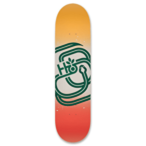 Habitat Serpent Skateboard Deck - 8.375