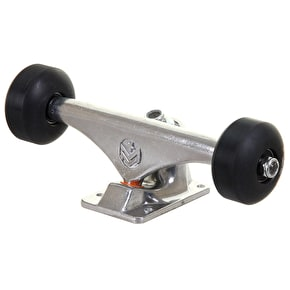 Mini Logo Skateboard Truck Assembly - Polished 8