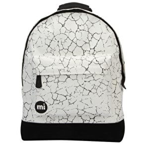 Mi-Pac Cracked Backpack - Natural/Black