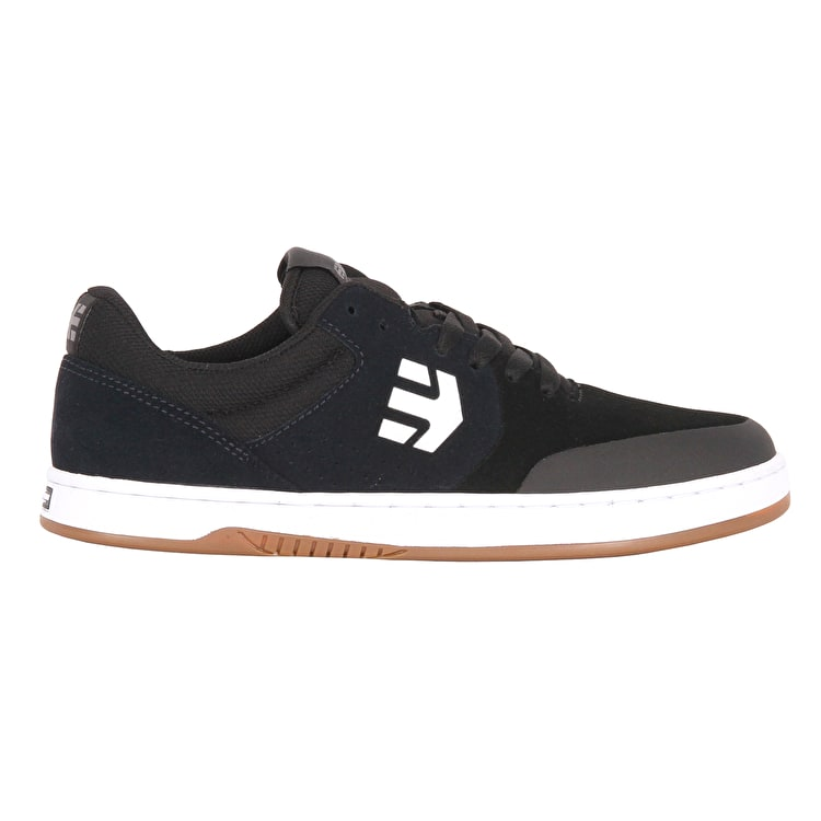 Etnies Marana Skate Shoes - Black/Navy