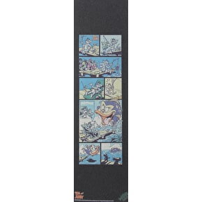 Almost x MOB Tom & Jerry Skateboard Grip Tape
