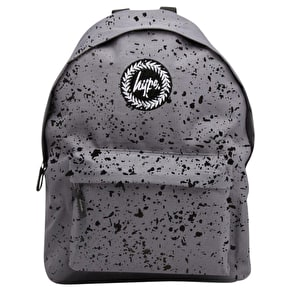 Hype Speckle Backpack - Grey/Black