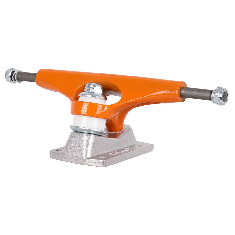 Krux K4 Skateboard Trucks - Orange 8""