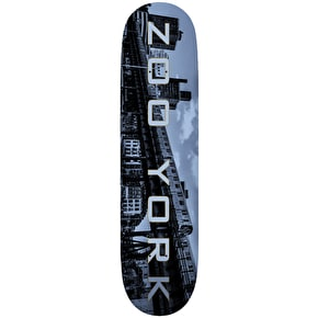 Zoo York Skateboard Deck - Metropolis Subway 8.25