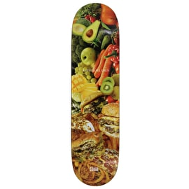 Sour Healthy Grease Hallgren Skateboard Deck 8.375