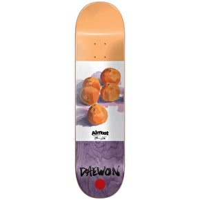 Almost Lotti Impact Light Skateboard Deck - Daewon 8.25