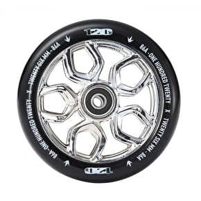 Blunt 120mm Lambo Scooter Wheel - Chrome