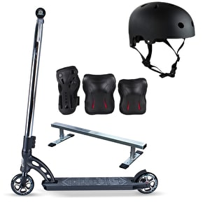 MGP VX7 Team Scooter/Mini Grind Rail Bundle