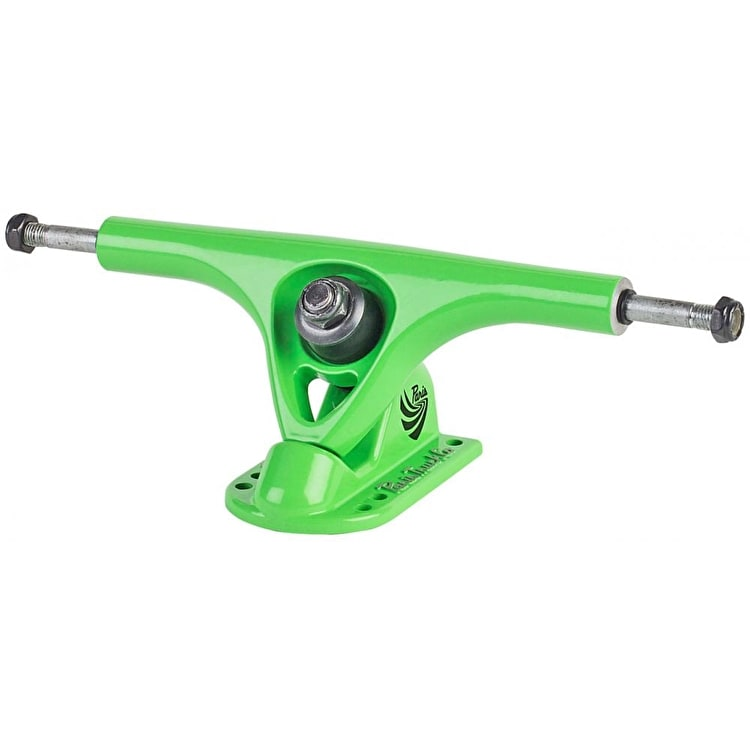 Paris Truck Co 180mm V2 Longboard Trucks - Green (Pair)