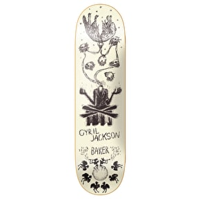 Baker Folk Goth Skateboard Deck - Cyril 8.0