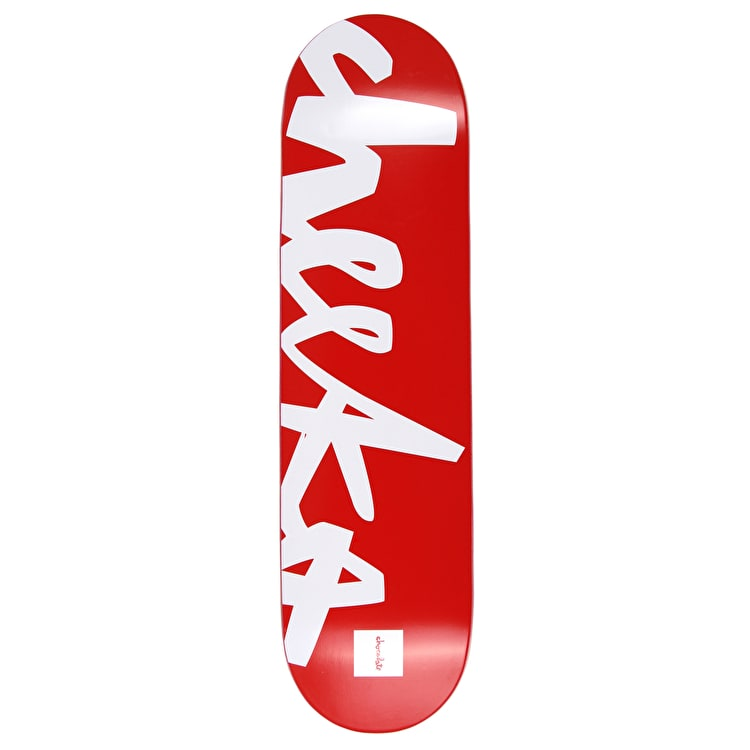 "Chocolate Nickname Series Skateboard Deck 8.375"" - Chico Brenes"