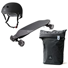 Boosted Stealth Electric Skateboard Bundle