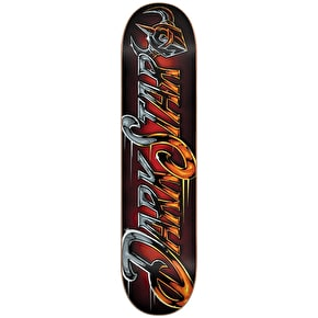 Darkstar Skateboard Deck - Molten HYB Red/Orange 8.125