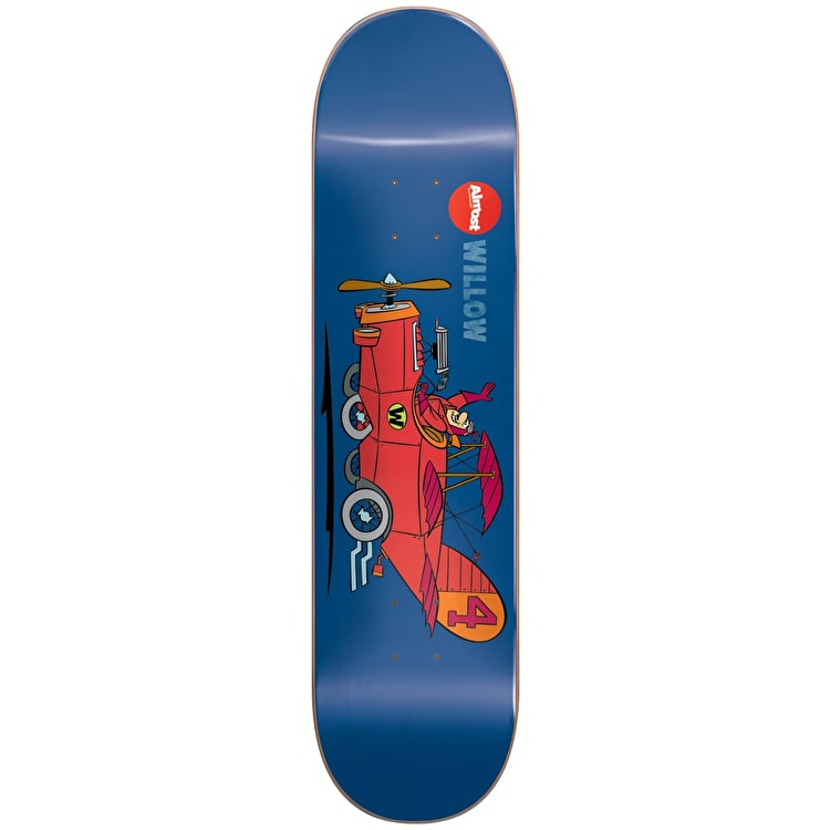 Almost Wacky Races Impact Light Skateboard Deck - Willow 8""