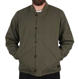 Levi's Skate Pile Jacket - Olive Night