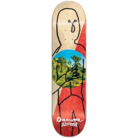 Almost Diagonal R7 - Daewon Song Skateboard Deck 8.125