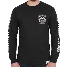 Diamond Supply Co Tennessee Three Longsleeve T-Shirt - Black