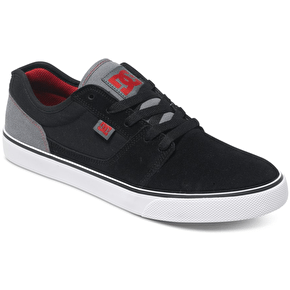 DC Tonik Shoes - Black/Grey/Red